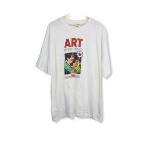 Vintage Art for Lovers Columbus Art Festival Shirt